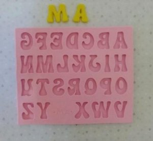 Molde Letras / Alfabeto