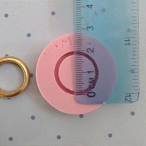 Molde de silicone Aliança (Casamento / Noivado)