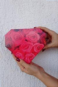 Caixa Paixão Rosas