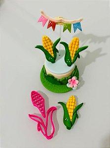 Cortador Milho Caipira Festa Junina