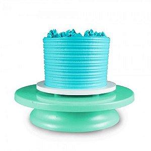 Bailarina Verde Tiffany Blue Star