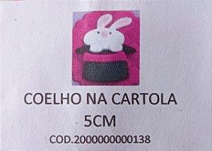 Cortador Coelho Cartola Circo