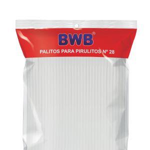 Tubo Pet N° 28 Branco (BWB)
