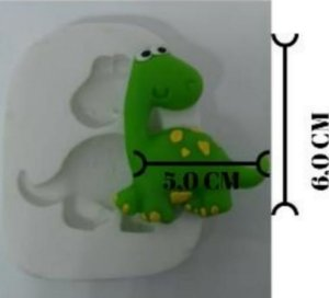 Molde de silicone Dinossauro