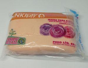 Pasta de biscuit InkWay Pêssego 85 gr