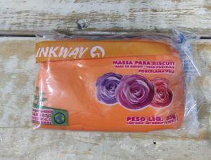 Pasta de biscuit InkWay Laranja 85 gr