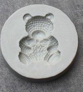 Molde de silicone Urso  Sentado 1