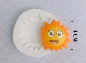 Molde de silicone de Sol- Mundo Bita