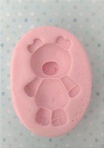 Molde de silicone de Porco