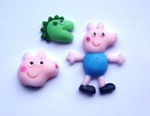 Molde Kit Peppa Pig (Modelo 2)