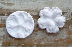 Molde de silicone de Flor- Modelo 4