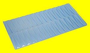 Placa Origami Porto Formas (862) (Modelo 2)