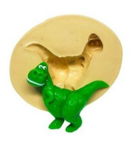 Molde do Toy Story - Rex