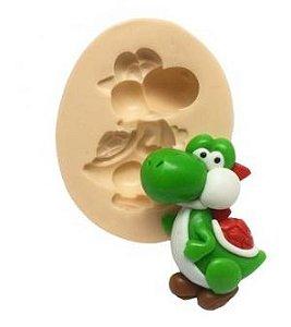 Molde do Super Mário Bros. - Yoshi