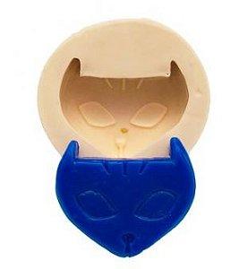 Molde dos PJMasks - Máscara Catboy