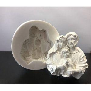molde de silicone da Sagrada Família, religião