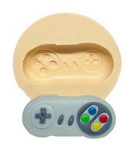Molde de silicone Vídeo Game - Joystique Nintendo