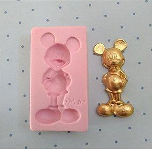 Molde de silicone do Mickey