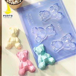 Forma do Urso Baby Geometric (1203) Porto Formas