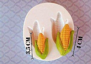 Molde de silicone de Milho