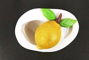 Molde de silicone de Limão Siciliano