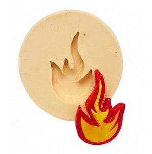 Molde de silicone de Fogo / Hot Wheels