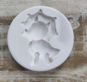 Molde de silicone de Dinossauro Baby