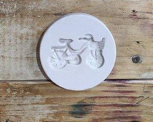 molde de silicone de Bicicleta