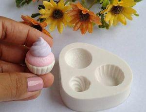 Molde de silicone  de Cupcake / Brigadeiro / Confeitaria