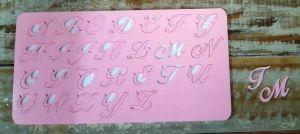 Marcador de Alfabeto/ Letras Maiúsculas (Modelo 2)