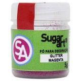 Glitter Rosa Pink/Magenta 5g SugarArt