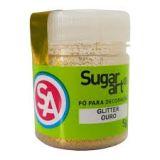 Glitter Ouro/Dourado 5g SugarArt
