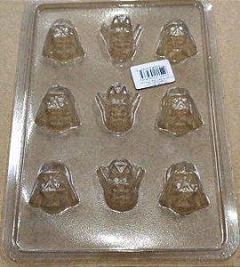 Forminha Simples Star Wars (Darth Vader)