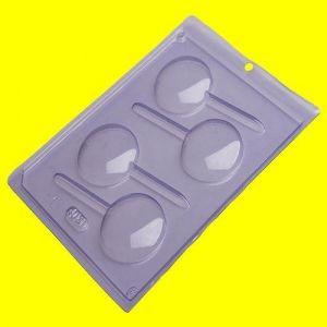 Forminha de Pirulito Simples (403) - Porto Formas