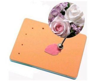 Esponja / Espuma de E.V.A para bolear flores e pétalas