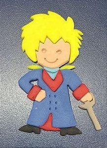 Cortador Pequeno Príncipe 3D (7 cm)