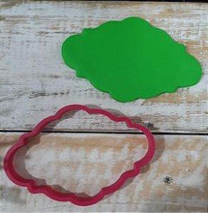 Cortador Moldura biscoitos (modelo 1)