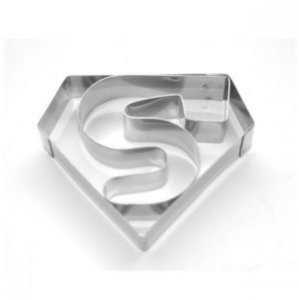 Cortador Logo do Super Homem