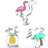 Cortador Flamingo, Coqueiro, Abacaxi