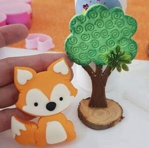Cortador Árvore Modulada (5 cm)