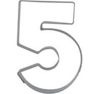 Cortador Aro Número 5