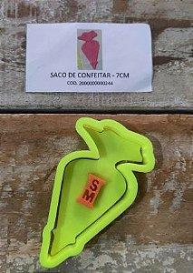 Cortador 3D Saco de confeitar 7 cm
