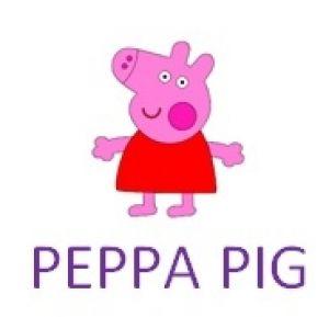 Cortador 3D  Peppa Pig 5 cm