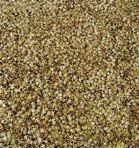 Confeitos/ Sprinkles Coloridos de Estrelas Gold