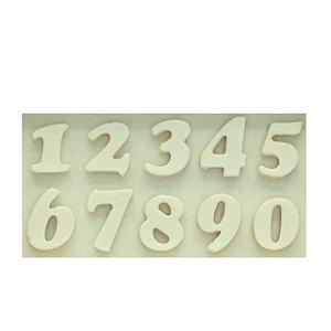 Molde de silicone número