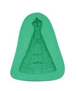 Molde de silicone Nossa Senhora Aparecida batizado religião 2