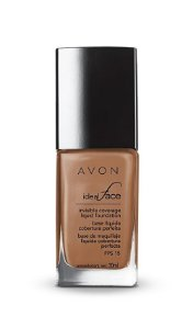 Ideal Face Base Líquida Avon 30ml