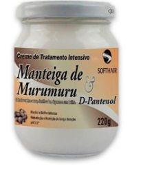 Manteiga de Murumuru e D-Pantenol SoftHair 220g