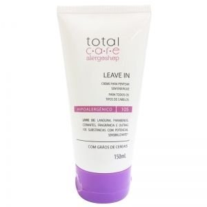 Leave In Hipoalergênico Total Care 150 ml