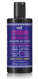 Curvas Mágicas Condicionador Cremoso 300ml Widi Care